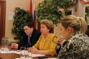 Депутаты на встрече с жителями