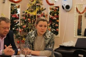 Депутат Мария Торопова