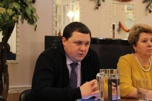 Депутат Алексей Никишин