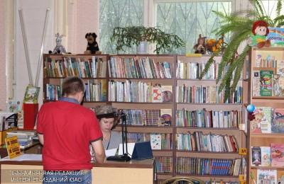 В библиотеке №161