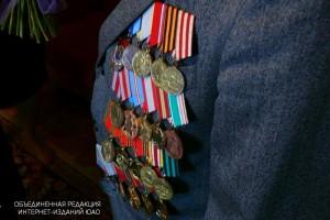 Награды ветерана ВОВ