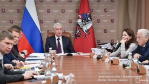 Сергей Собянин рассказал о праздновании Дня города в Москве