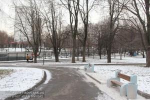 Детский парк в Донском районе