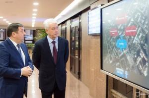 Сергей Собянин рассказал о новом индустриальном парке биомедицины