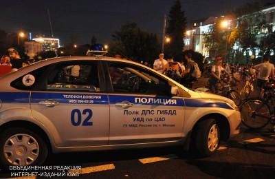 Пресечено разбойное нападение на один из банков Москвы