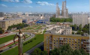Проект Нового жилого комплекса в Донском районе