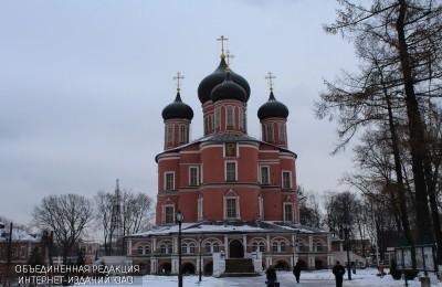 Собор Донского монастыря может быть включен в список экскурсионных мест в дни культурного наследия