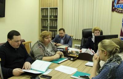 Очередное заседание Совета депутатов