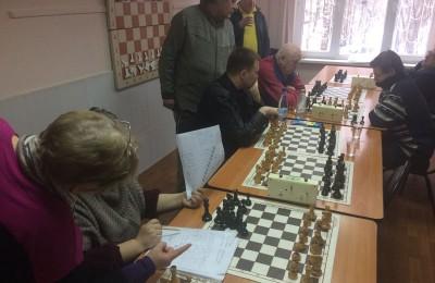Турнир по шахматам