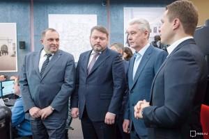 Сергей Собянин рассказал об обеспечении безопасности в столичной подземке