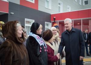 Сергей Собянин рассказал о строительстве новых поликлиник