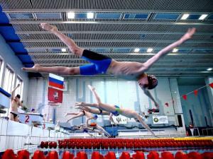 Первенство Москвы по плаванию