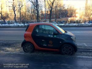 В настоящий момент в Москве действует пять операторов каршеринга