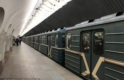 """Станция метро """"Шаболовская"""" Калужско-Рижской линии"""