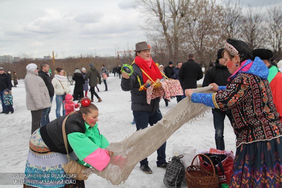 Москва готовится кфестивалю «Московская Масленица»