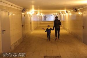 Подземный переход в ЮАО
