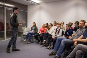 В Горцентре содействия развитию ученического самоуправления