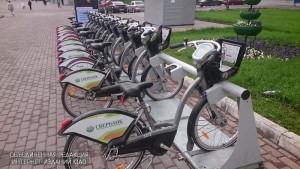 Пункт проката велосипедов в Южном округе