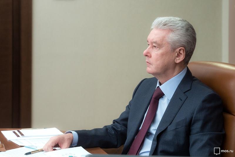 Собянин рассказал о развитии ТиНАО