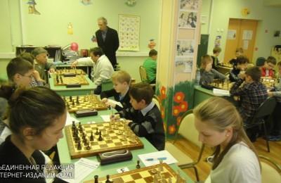 Шахматисты в ЮАО