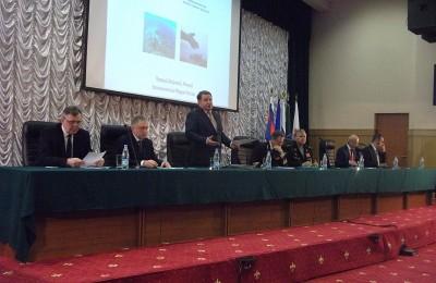 Экологический форум в МГАВТ