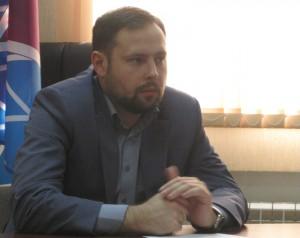 Глава управы Донского района Дмитрий Соколов на заседании Координационного совета