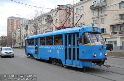 Трамваи Донского района изменят маршрут следования 17 апреля