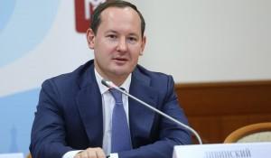 Руководитель Департамента жилищно-коммунального хозяйства Москвы Павел Ливинский