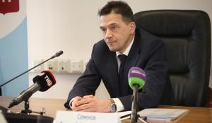 Начальник ОАТИ Москвы Дмитрий Семенов