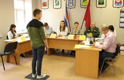 Очередное заседание призывной комиссии Донского района