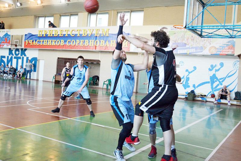 Заключительные состязания чемпионата столицы побаскетболу пройдут в«Битце»