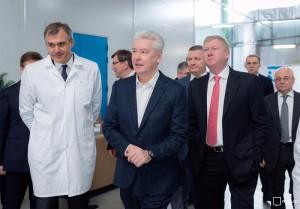 Собянин рассказал о фармакологическом производстве в Москв