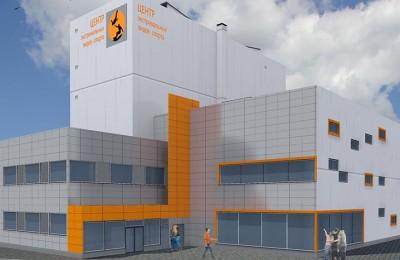 Проект будущего спорткомплекса в Москве