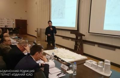 В Москве презентовали проект строительства жилого комплекса на Симоновской набережной