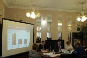Заседание депутатов