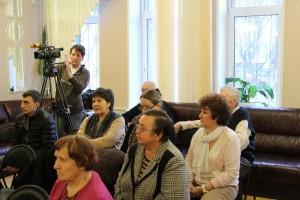 Жители Донского района