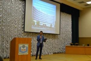 Конференция в МГАВТ