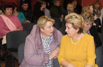 Татьяна Кабанова примет участие во встрече с жителями