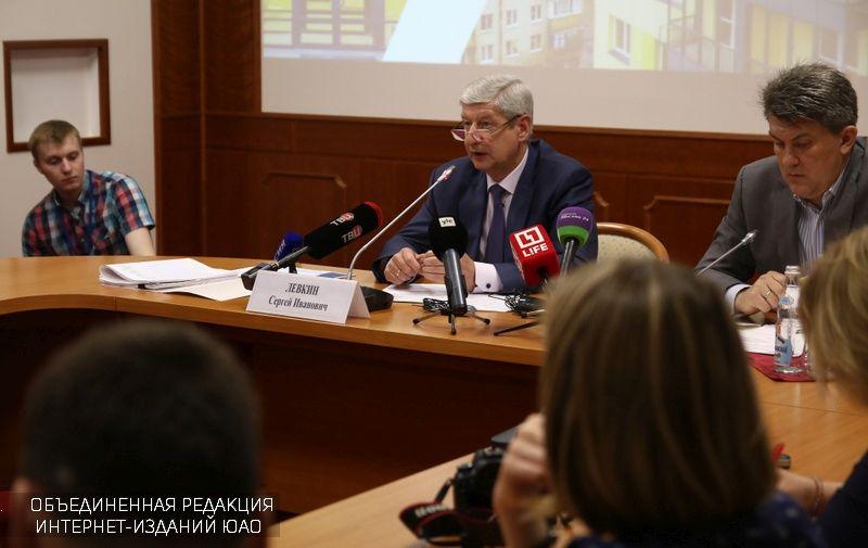 Департамент градостроительной политики активно поддерживает программу реновации жилья в столице - Левкин