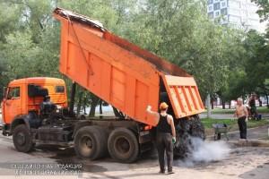 В Донском районе отремонтируют асфальт