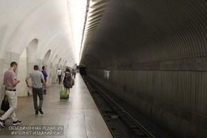 "Станция метро ""Шаболовка"""