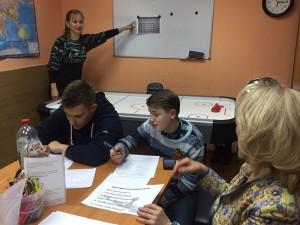 """Встреча в ЦДС """"Донской"""""""