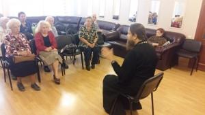 Встреча с иеромонахом Косьмой