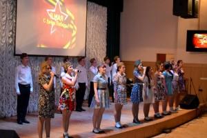 Праздник ко Дню Победы в МГАВТ