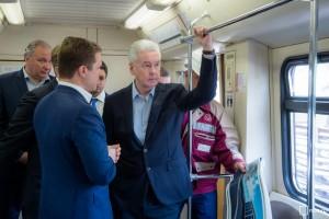 Собянин рассказал о капитальном ремонте Филевской линии