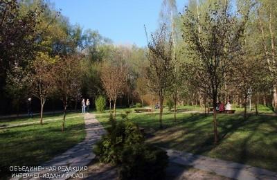 Парки столицы прошли сезонную обработку от клещей