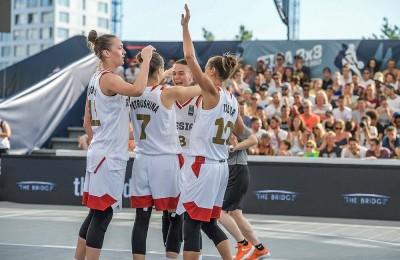 Женская сборная России на ЧМ по баскетболу