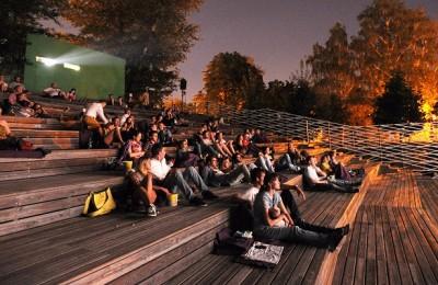 На ВДНХ в выходные будут проходить бесплатные кинопоказы