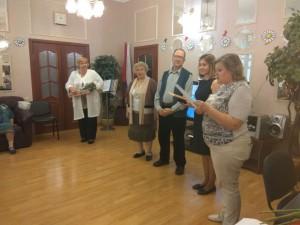 Поздравление семьи Кочетковых