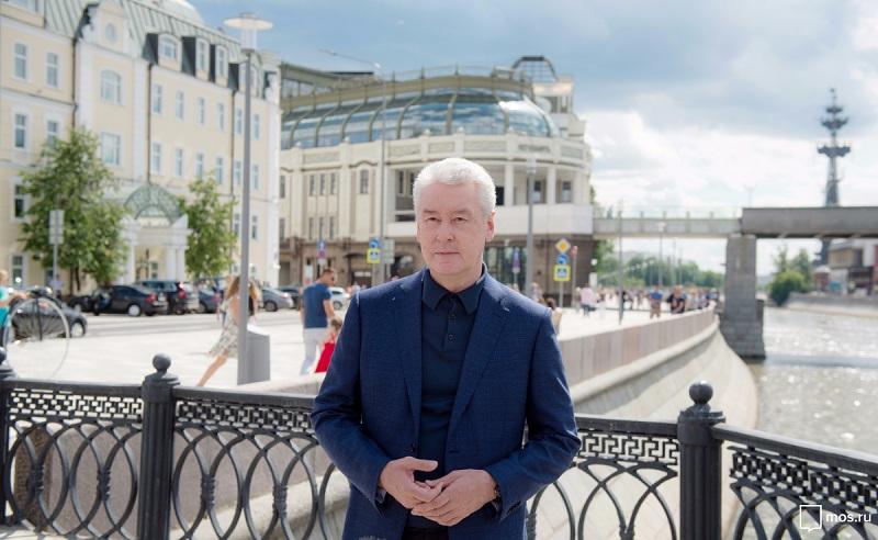 Поддержка Собянина среди москвичей возросла на четверть с 2013 года